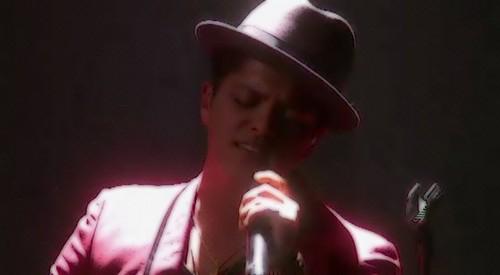 Bruno Mars on XFactor