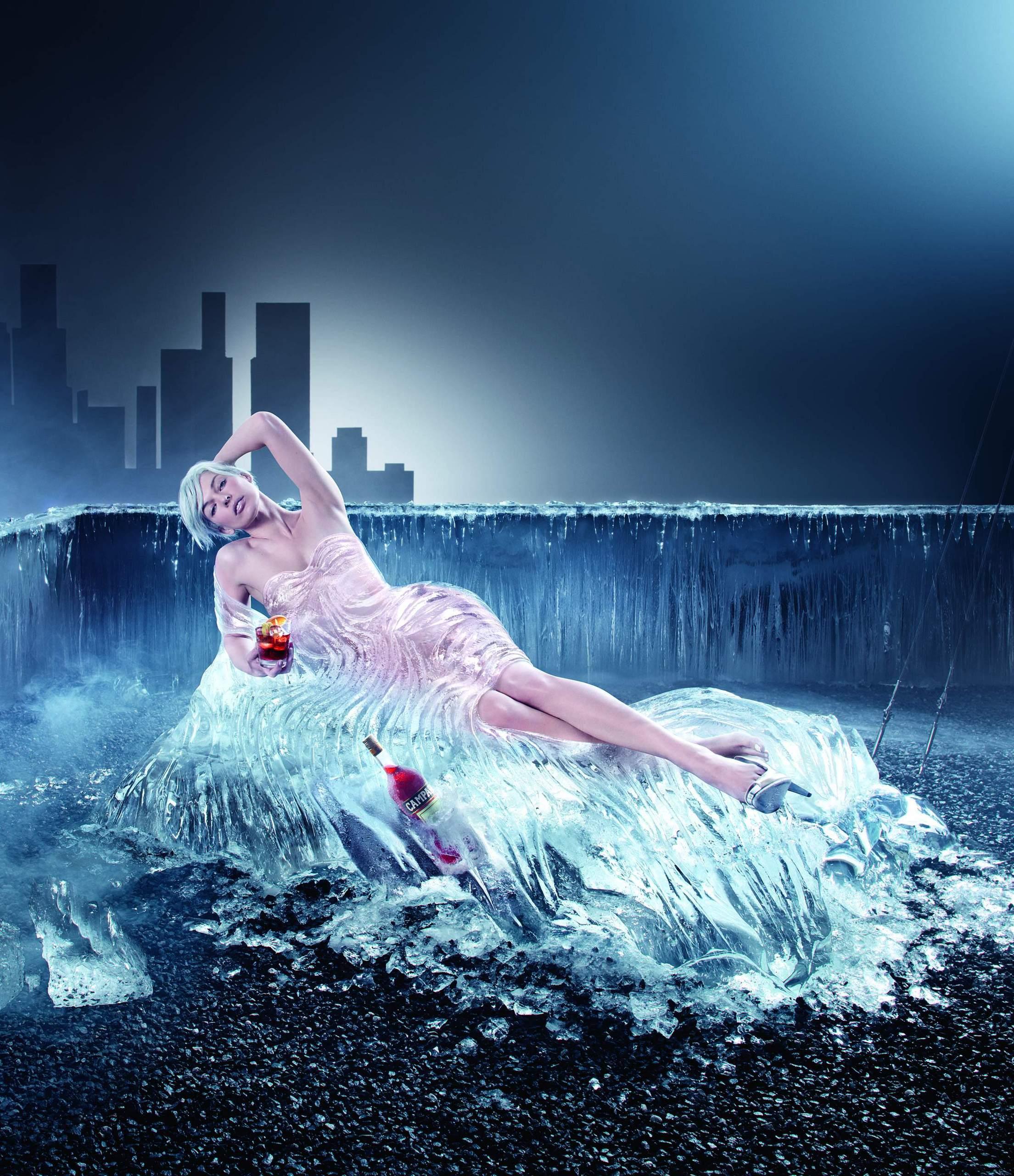 Campari Calendar 2012 ... Milla Jovovich Photo 2006 Fanpop