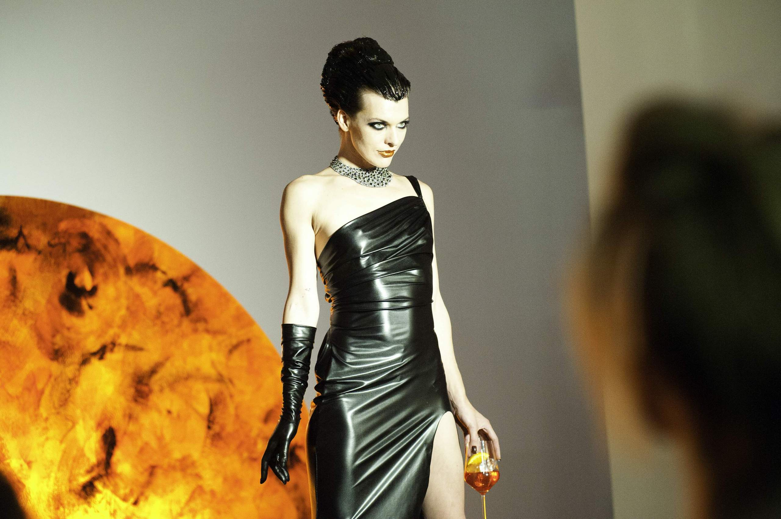Campari Calendar Photoshoot - Behind the Scenes
