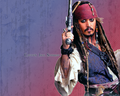Captain Jack Sparrow - pirates-of-the-caribbean wallpaper