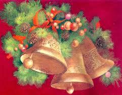 Caroling navidad bells