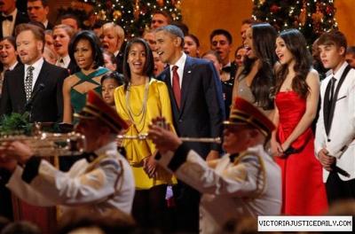 Christmas In Washington 2011 - Stage