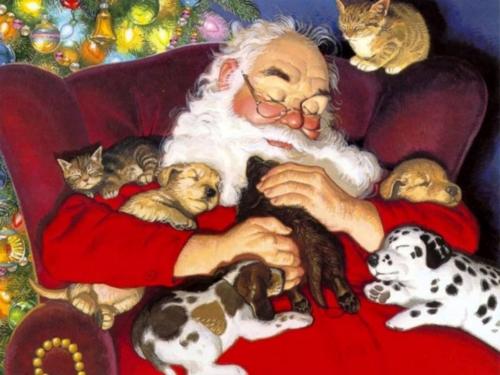 크리스마스 바탕화면