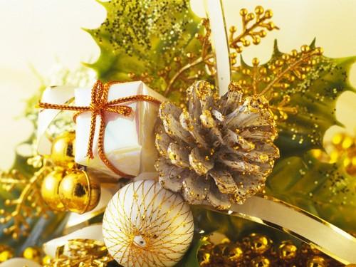 Christmas achtergrond