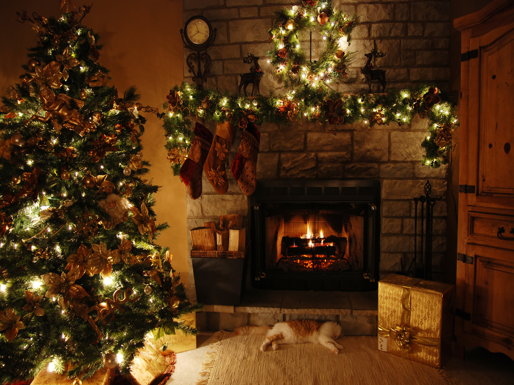 Christmas Wallpaper 27669783 Fanpop