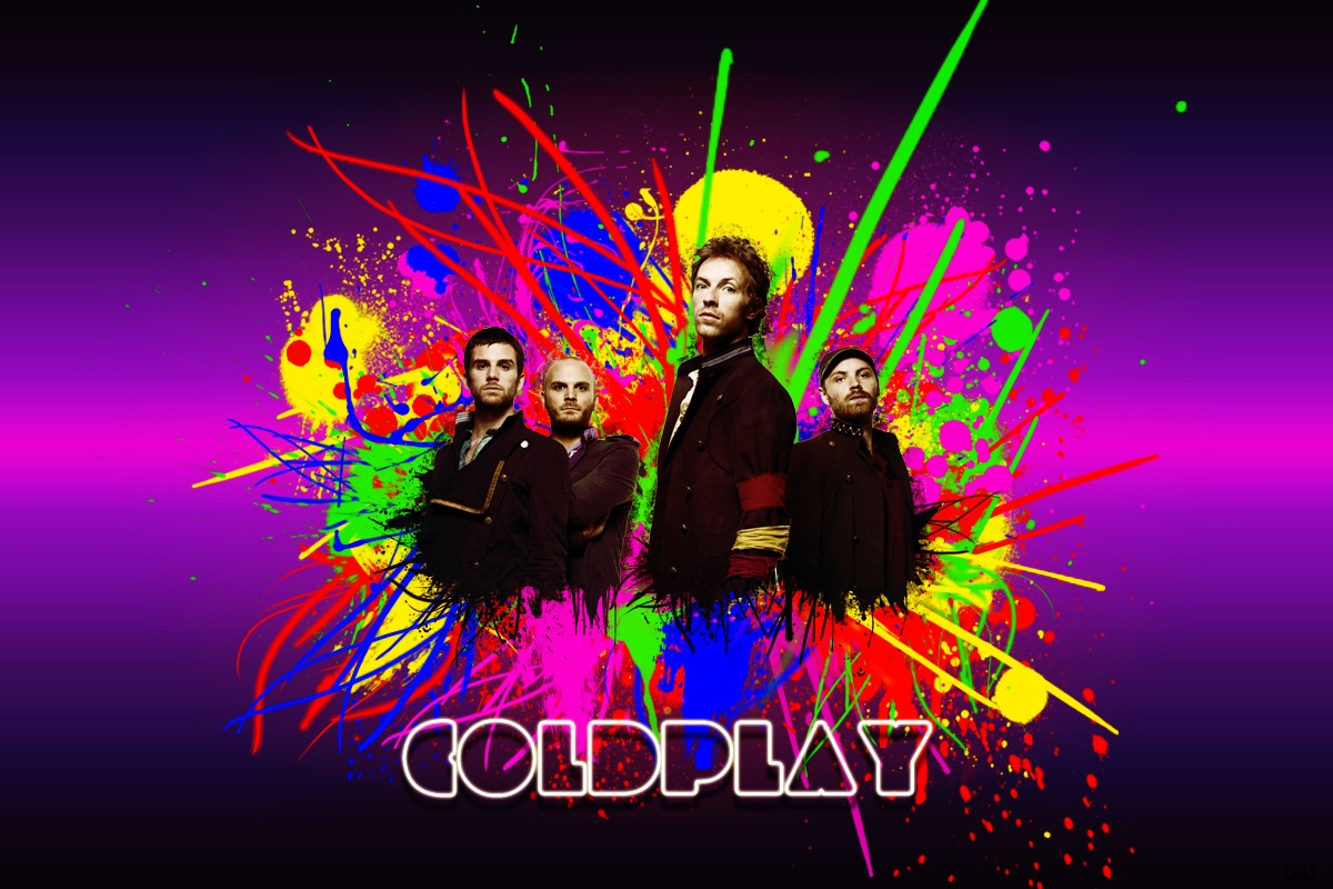 Coldplay Coldplay Wall...