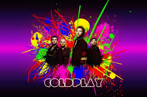 Coldplay fond d'écran