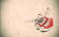 Converse - converse wallpaper