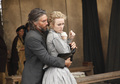 Cullen Bohannon and Lily Bell in Episode 6