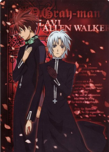 D.GRAY-MAN - dgray-man Photo