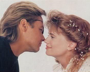 DOOL. Steve Johnson and Kayla Brady