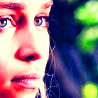 Daenerys in 1x07 'You Win atau anda Die'