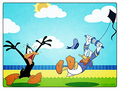 Daffy and Donald Duck