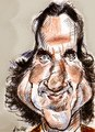 Daniel Day Lewis, for Caricaturama Showdown 3000