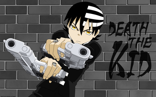 BlindBandit92 wallpaper titled Death the Kid