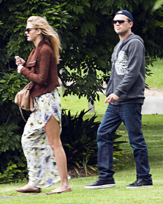 December 14 - Leo and Erin Heatherton in Sydney - Leo and Erin Heatherton in Sydney