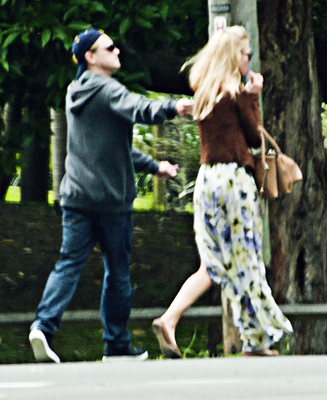December 14 - Leo and Erin Heatherton in Sydney - Leo and Erin Heatherton in Sydney