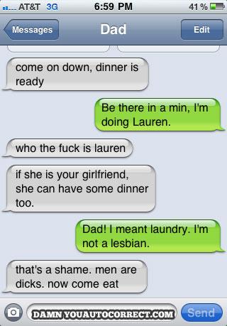 Doing Lauren...