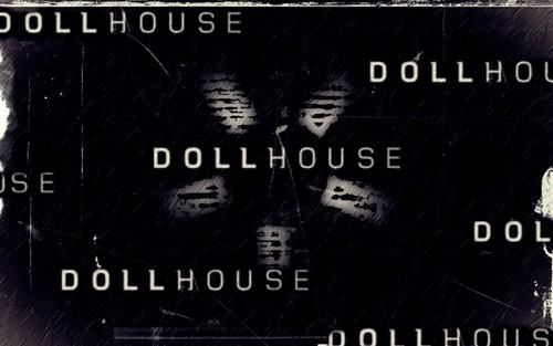 Dollhouse wallpaper titled Dollhouse logo