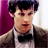 The Eleventh Doctor 照片 containing a business suit called Eleven