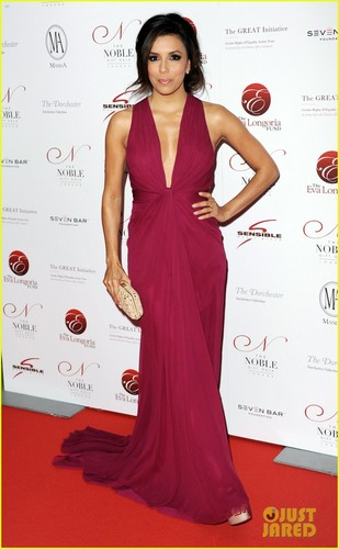 Eva Longoria: Noble Gift Gala's Honorary Chair