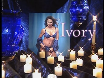 Wwe Former Diva Ivory achtergrond possibly with a candle titled Fabulous Ivory