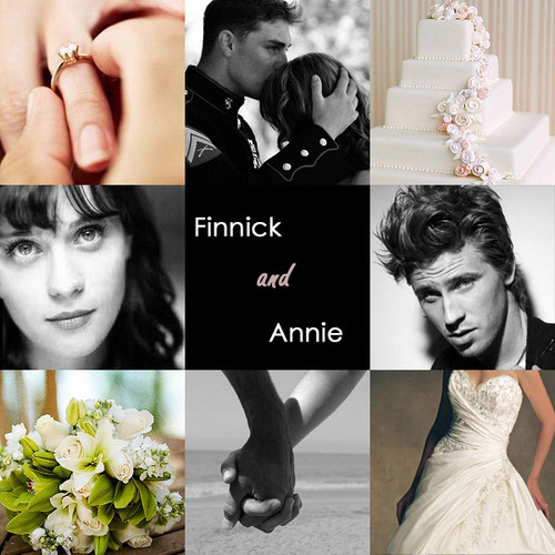 Finnick and Annie (Big White Wedding)