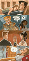 Firefly cartoon - firefly photo