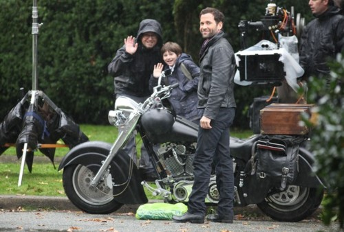 First look on the new character - Eion Bailey