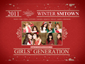 "GIrls' Geenration SM Entertainment Winter Album ""The Warmest Gift"" - smentertainment wallpaper"