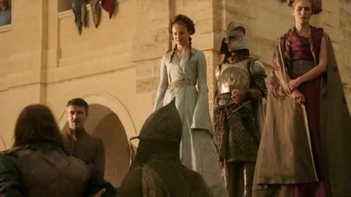 Game Of Thrones (S1Ep9 Baelor) - lena-headey Screencap