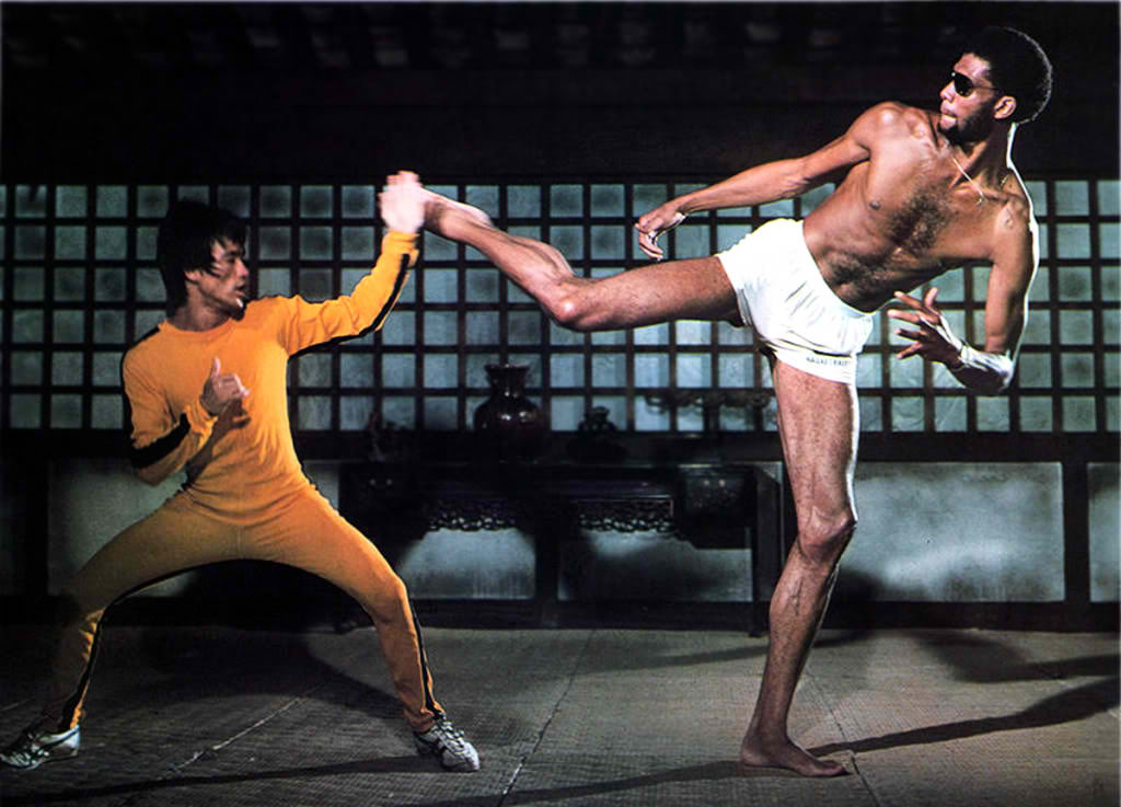 Game of Death - Bruce ...