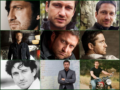 Gerard Butler -Wallpaper