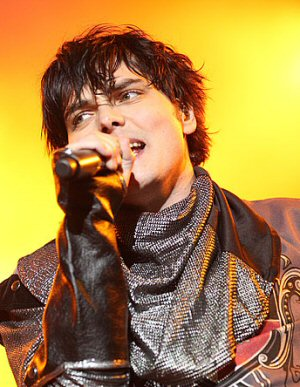 Gerard's Black Hair