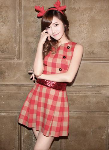 "Girls' Generation  SM Entertainment Winter Album ""The Warmest Gift"""
