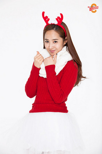 Girls' Generation Yuri Vita500 natal
