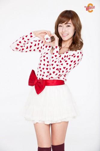 Girls' Generation Jessica Vita500 Christmas