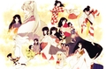 Girls of Inuyasha