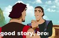 Good story, bro!