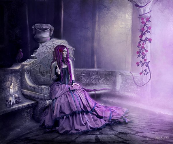 gothic art fantasy artwork - photo #26