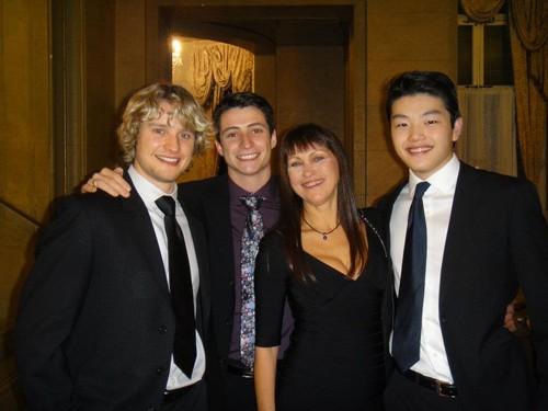 Grand Prix Final 2011 - Banquet