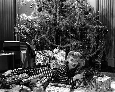 Happy Weihnachten Classic Filme Style....Anne Shirley
