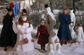 Happy Natale Classic Film Style....Meet Me In St Louis