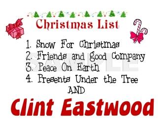 Sylvie's क्रिस्मस सूची <3