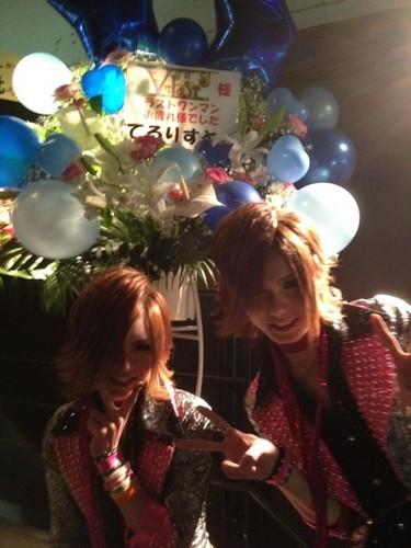 Hiro and Yoshi [V-Last]