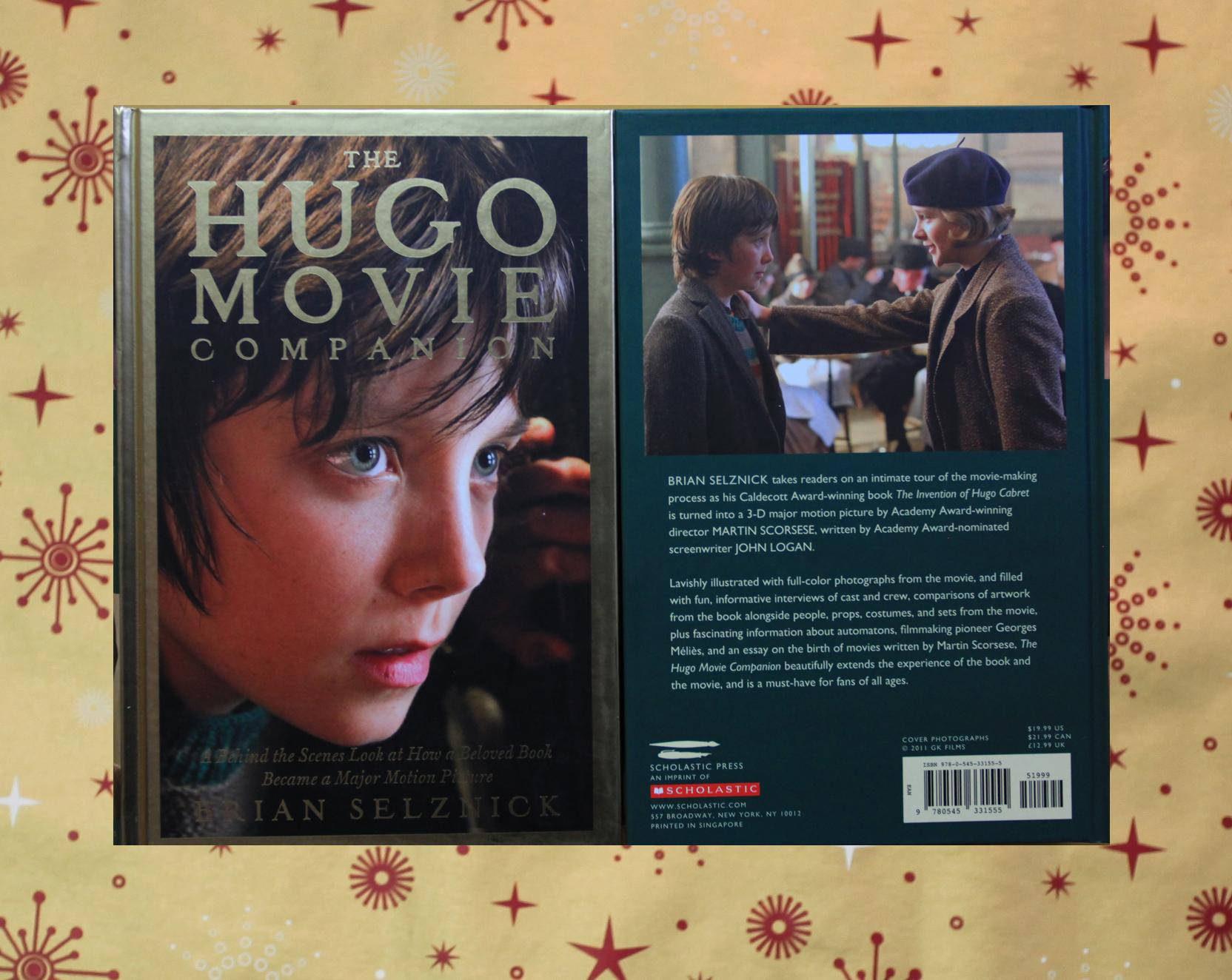 Hugo movie companion cover