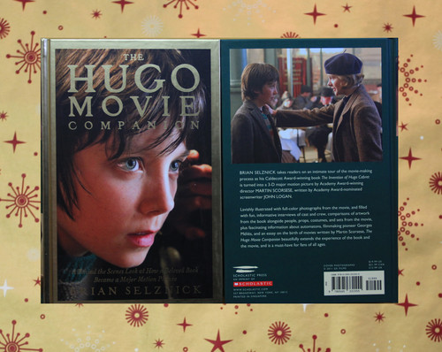 Hugo movie companion cover