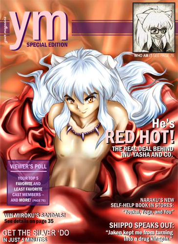 inuyasha Is So Sexy