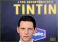 Jamie Bell: 'Tintin' New York Premiere! - jamie-bell photo