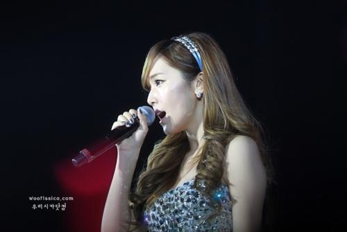 Jessica@2011 Girls Generation Tour in Singapore